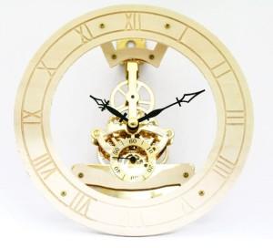 ナチュラル&スチームパンクな掛け時計 「CRAFT-CLOCK 」