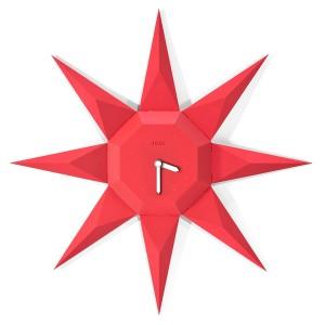 掛け置き兼用のダイアモンド型掛け時計 GEM STONE(ジェムストーン)