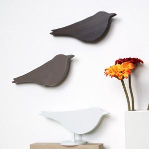 小鳥のさえずりで時間をお知らせ Bird Alarm Clock