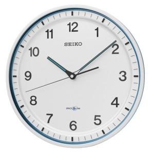SEIKO製 世界初の家庭向け衛星電波時計「スペースリンク」
