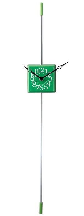 70センチのスッテキが揺れる個性派振り子時計 YUNO(ユノ)