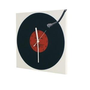 オールドスクールが聞こえてきそうな、レコードのグラフィックロック。
