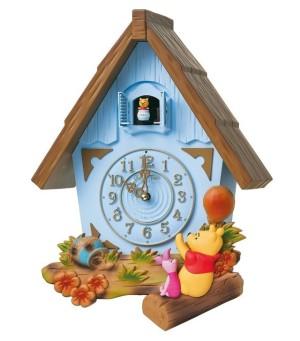 セイコー製「ディズニータイム」シリーズ プーさんのからくり時計
