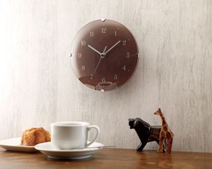 手のひらサイズのちっちゃな掛け時計。パドメラミニ。