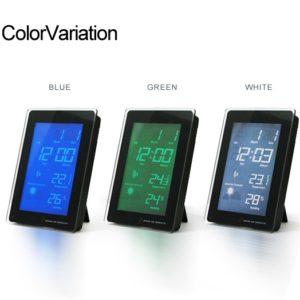 LCD CLOCK TIDE