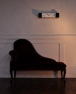 大きなノッポの古時計を綺麗にスライス「Grandfather Clock」