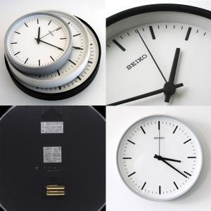 セイコー製電波時計 整然とした美しさ STANDARD(スタンダード)