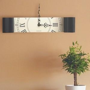 大きなノッポの古時計を綺麗にスライス「Sliced Grandfather Clock」